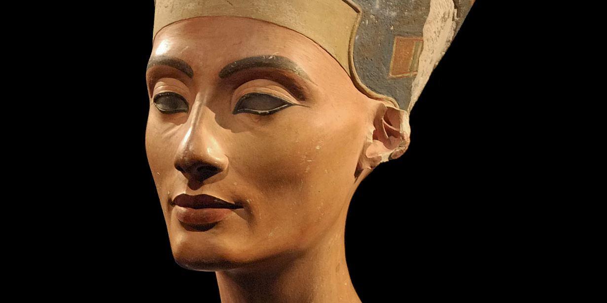 Wo ist das Grab der Nofretete - bislang gab es darüber keine Erkenntnisse. Foto: Philip Pikart / Wikimedia Commons (CC BY-SA 3.0)