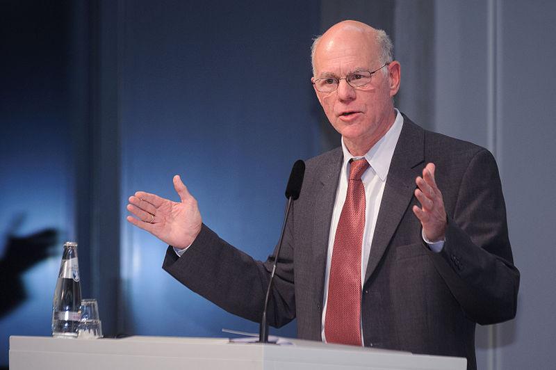Sieht sich Plagiatsvorwürfen ausgesetzt: Bundestagspräsident Norbert Lammert. Foto: Heinrich-Böll-Stiftung / Wikimedia Commons (CC BY-SA 2.0)