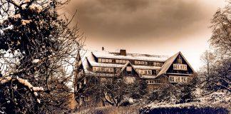 Das Goethehaus der Odenwaldschule. Foto: shutterstock / JoachimDortmund