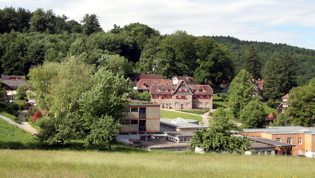 Die Odenwaldschule - ein vermeintliches Idyll. Foto: Armin Kübelbeck / Wikimedia Commons (CC BY-SA 3.0)
