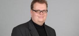 Ausgezeichnet mit dem Deutschen Lehrerpreis: Philipp Ostermann. Foto: Deutscher Lehrerpreis
