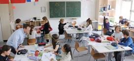 Privatschulen wollen mehr für Flüchtlinge tun – gegen Geld. Foto: Jens Rötzsch / Wikimedia Commons (CC BY-SA 3.0)