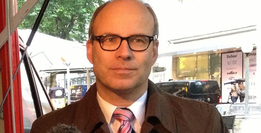 """""""Ich will auch mal in die Zeitung"""": Hamburgs Bildungssenator Ties Rabe; Foto: SPD Hamburg, flickr (CC BY-SA 2.0)"""