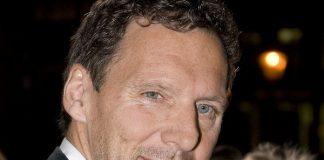 Bodybuilder und Schauspieler Ralf Möller