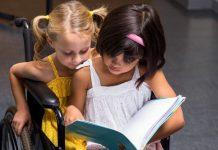 Der gemeinsame Unterricht von behinderten und nicht-behinderten Kindern ist ein Wert an sich. Foto: Shutterstock