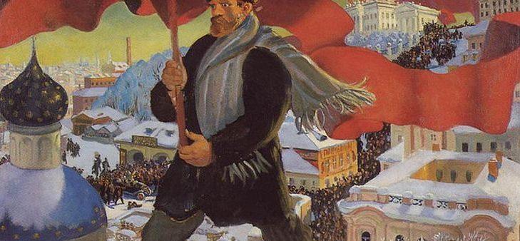 Gemälde von Boris Michailowitsch Kustodijew, Russian Avantgarde Gallery, wikipedia, gemeinfrei