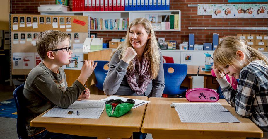 Die Grundschule auf dem Süsteresch, Schüttorf, bietet Platz für individuellen Unterricht - sie war Hauptpreisträgerin beim Deutschen Schulpreis 2016. Foto: Robert Bosch Stiftung / Theodor Barth