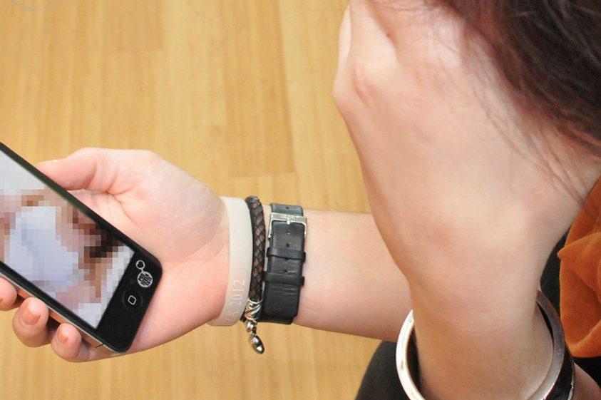 Die Grenzen zwischen Sexting und Cybermobbing sind fließend. Foto: ©Pro Juventute / flickr (CC BY 2.0)