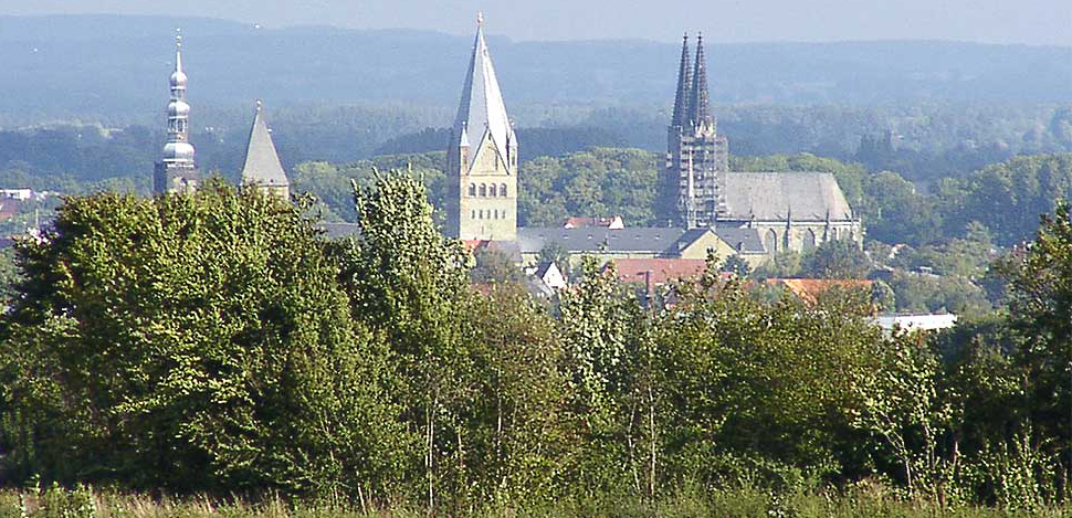 Blick auf Soest