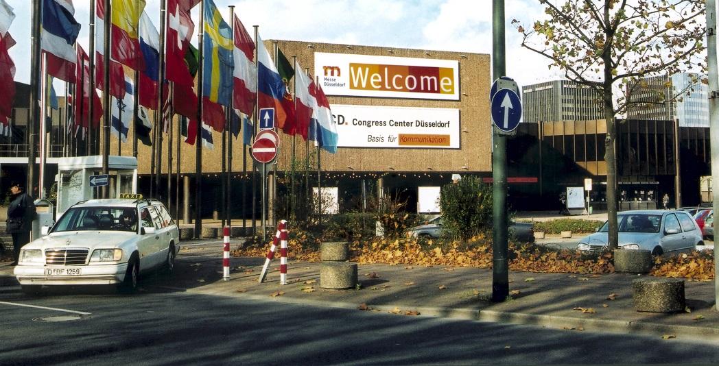 Der Deutsche Schulleiterkongress findet in der Messe Düsseldorf statt. Foto: Messe Düsseldorf / Tillmann