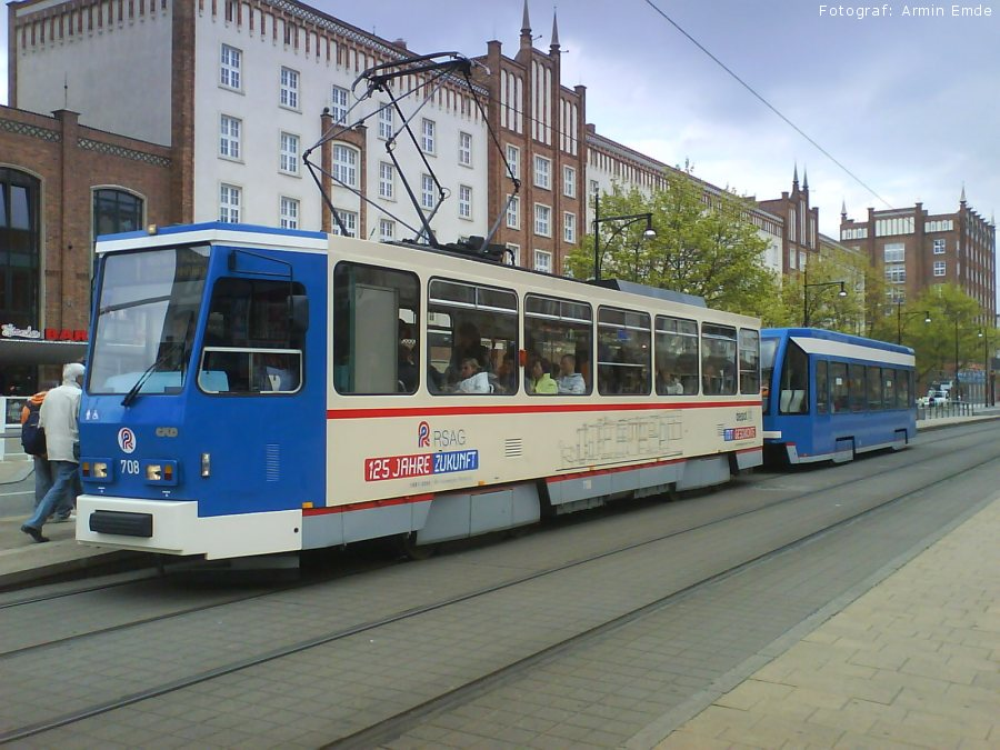 Straßenbahn (Rostock)