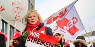 Die Streiks der vergangenen Wochen dürften sich ausgezahlt haben. Foto: GEW NRW
