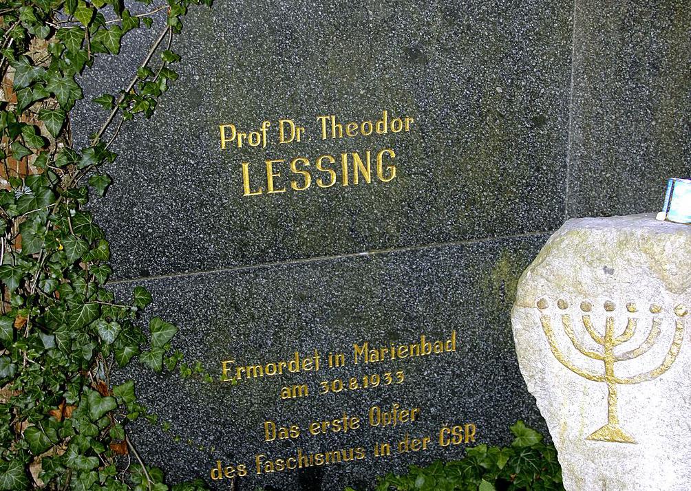 Grabmal Theodor Lessings