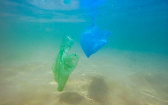 Plastiktüten verschmutzen die Weltmeere. Foto: dronepicr / flickr (CC BY 2.0)