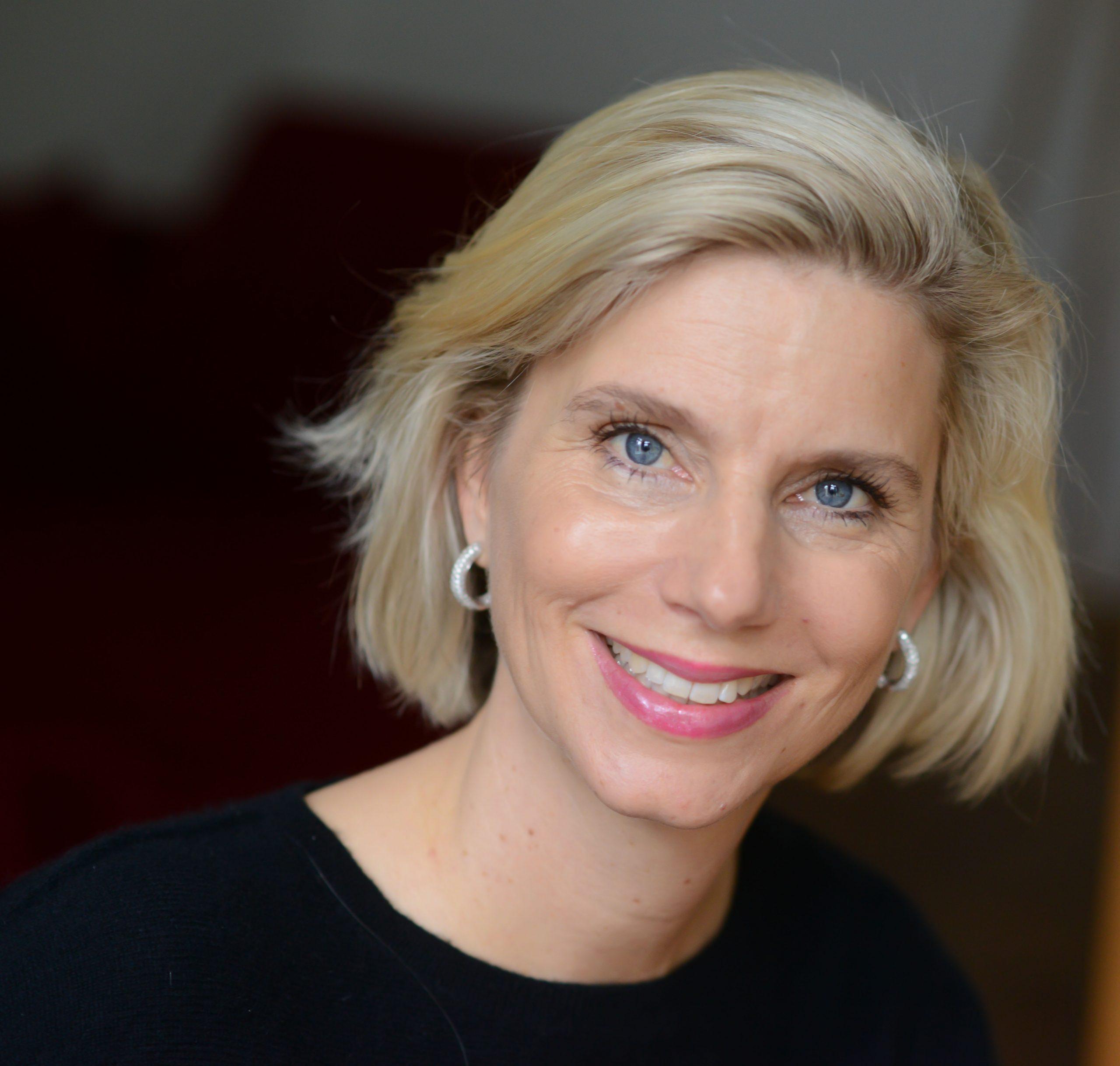 """Ulrike Döpfner hat das Buch """"Der Zauber guter Gespräche"""" geschrieben. Foto: Daniel Biskup"""