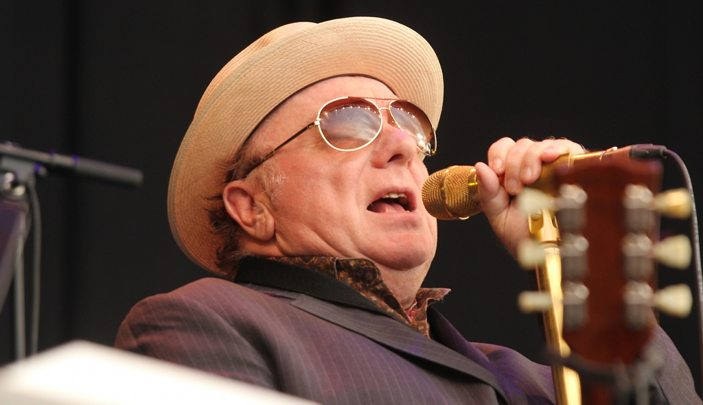 Van Morrison hat bislang mehr als 30 Alben veröffentlicht. Foto: Jarvin / Wikimedia Commons (CC BY-SA 3.0)