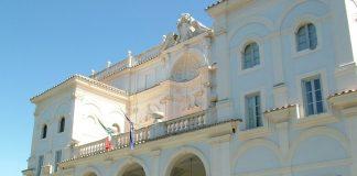 Die Villa Falconieri, Sitz der Accademia Vivarium Novum. Foto: R Clemens Wikimedia Commons (CC BY-SA 3.0)