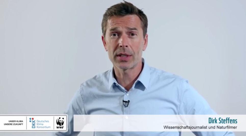 """Als Moderator wirkt ZDF-Wissenschaftsjournalist Dirk Steffens (""""Terra X"""") mit. Screenshot"""