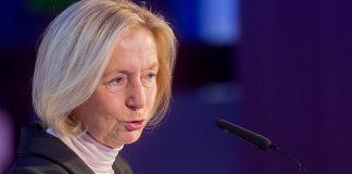 Kündigte ihren Abgang als Bundesbildungsministerin an: Johanna Wanka. Foto: wissenschaftsjahr / flickr (CC BY 2.0)