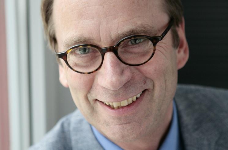 VBE-Chef Udo Beckmann erwartet von G9 bessere Abitur-Ergebnisse. Foto: VBE