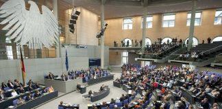 Herzstück der deutschen Demokratie: der Bundestag. (Foto: Deutscher Bundestag/Marc-Steffen Unger)