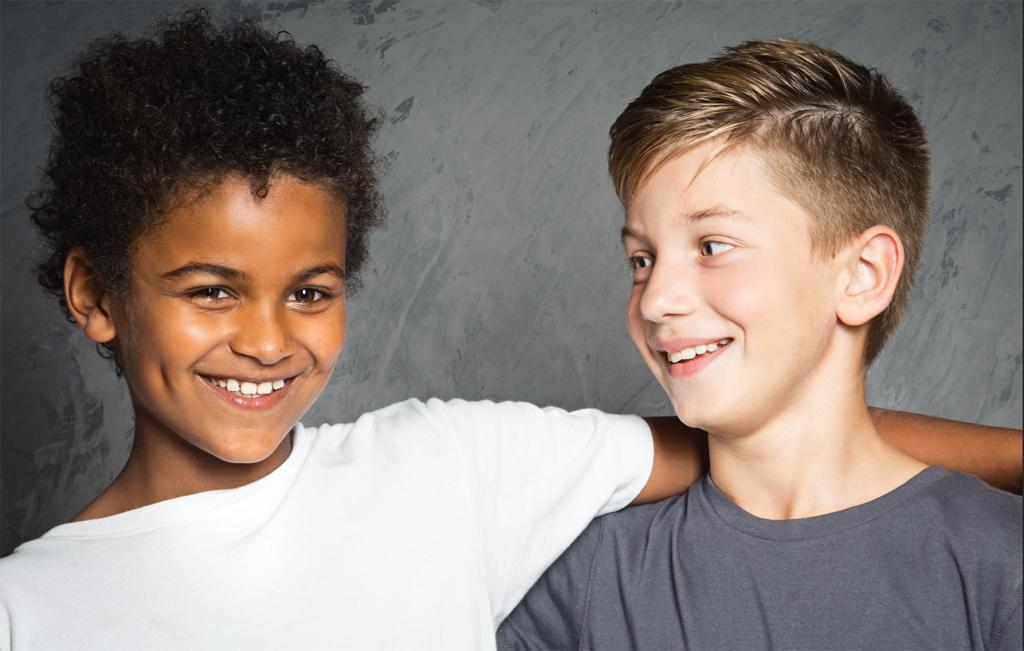 Dreiviertel der Kinder finden es völlig normal anders zu sein. Foto: LBS/Fotolia