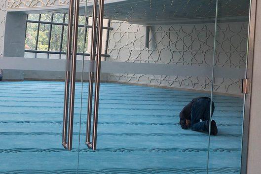 Moschee-Besuch verweigert: 50 Euro Bußgeld für Eltern