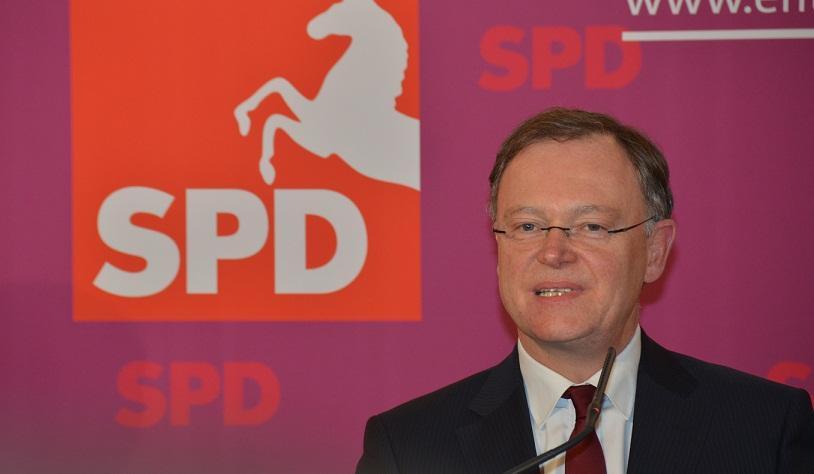 Kopftuchverbot wieder auf die Tagesordnung gesetzt: Niedersachsens Ministerpräsident Stephan Weil. Foto: Ralf Roletschek / Wikimedia Commons (CC BY 3.0)