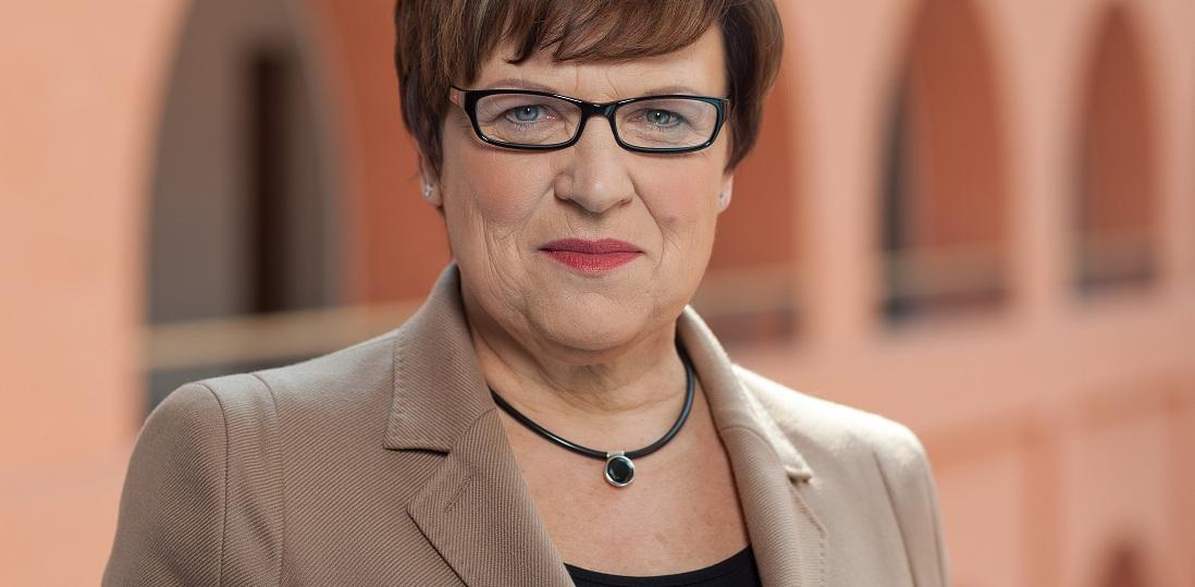 Fordert die Länder zum Einsatz auf: KMK-Präsidentin Brunhild Kurth. Foto: PR