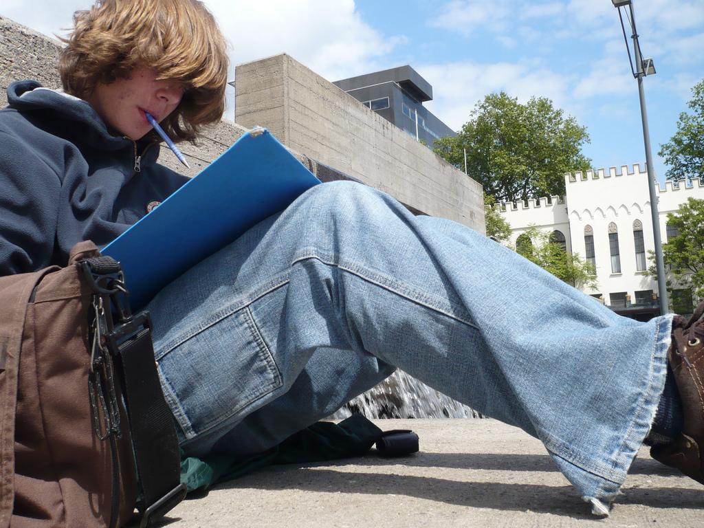 Wirft dann vielleicht mal eine Rendite ab: Student. Foto: Univers beeldbank / Flickr (CC BY 2.0)