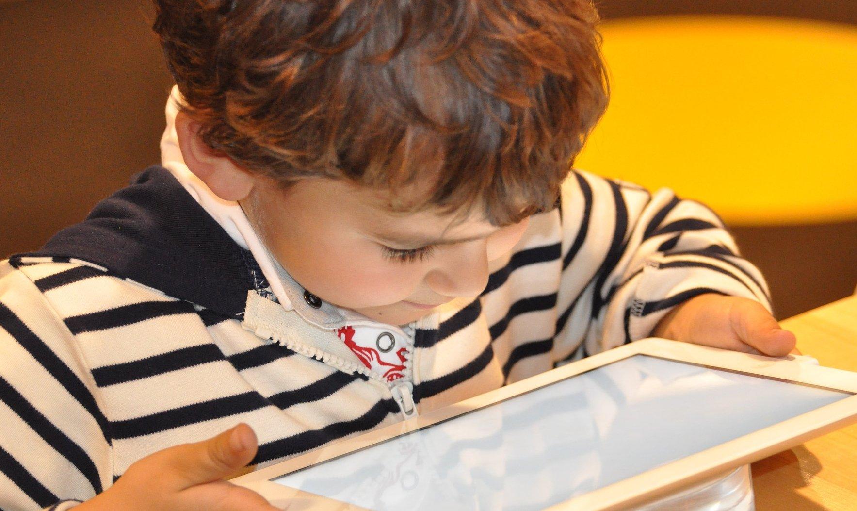 Ab welchem Alter ist der Computereinsatz in der Schule sinnvoll? Foto: NadineDoerle / pixabay (CC0 Public Domain)