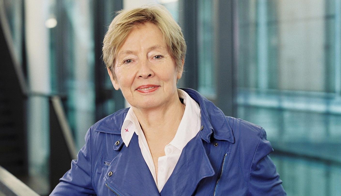 Christine Bergmanns war zuletzt die Bundesbeauftragte zur Aufarbeitung von sexuellem Missbrauch. Foto: www.bettinaflitner.de